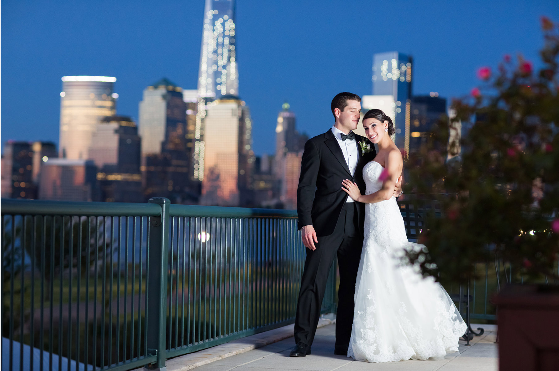 Jewish Wedding Photography New Jersey Union Square