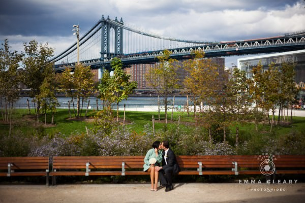 Anastasiya and Ilya, Dumbo Brooklyn Wedding