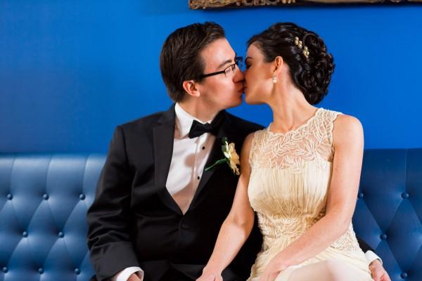Margaret and Jonathan, India House Wedding, New York