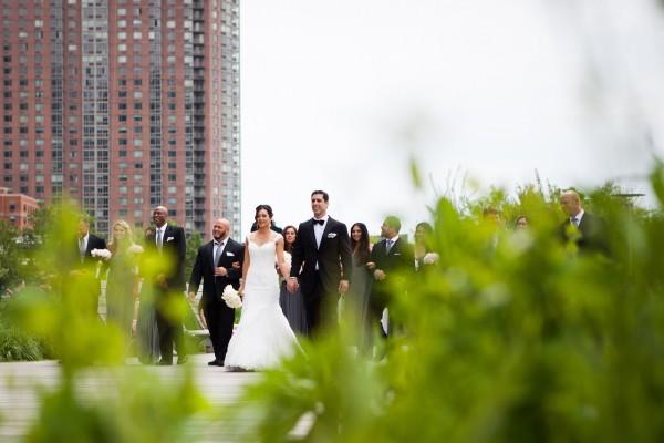 Vanessa and David's Wedding Video, Water's Edge, Queens NY
