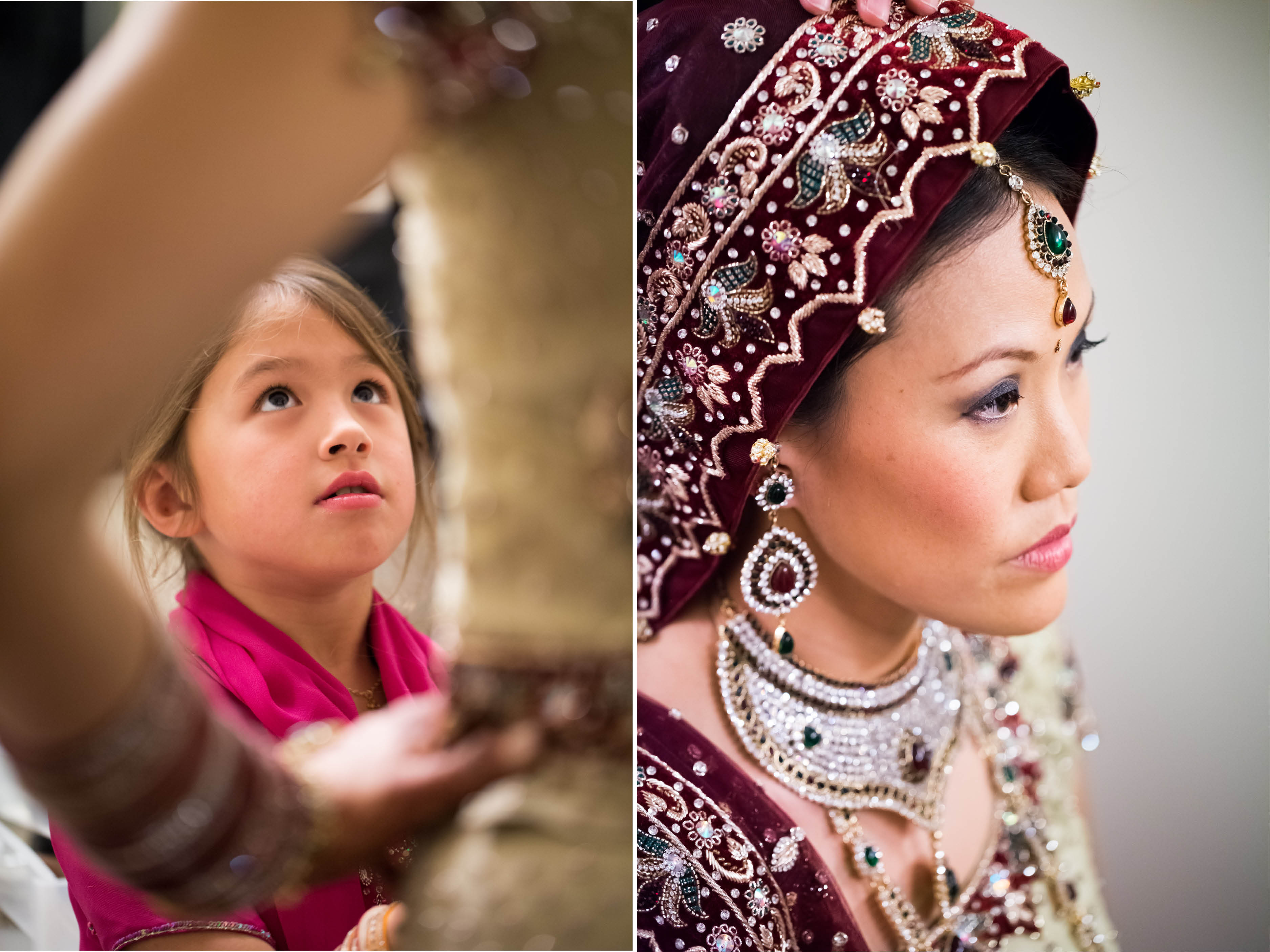 Korean indian wedding