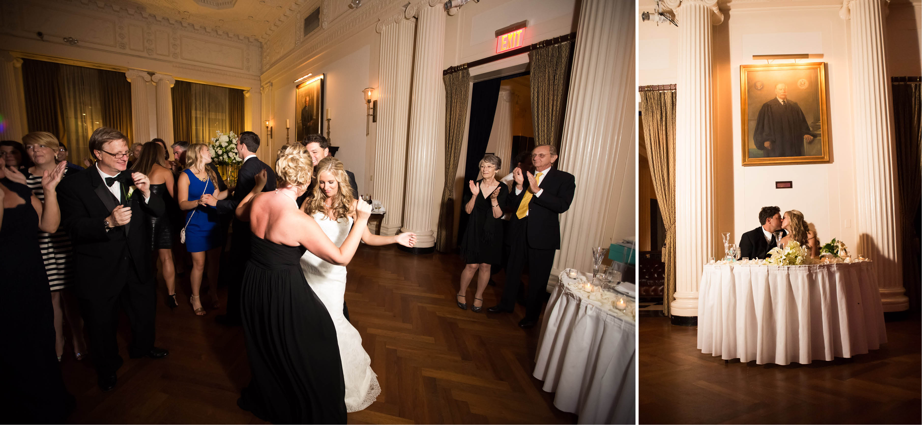 Yale club wedding34