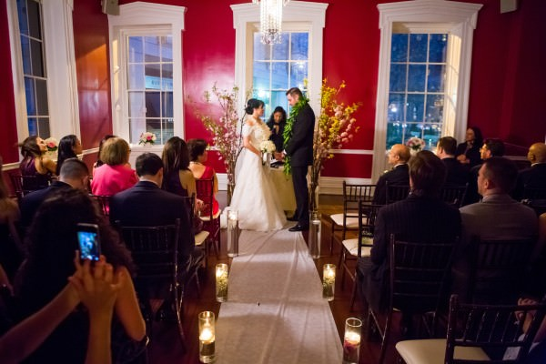 Jen and Ryan, India House Wedding, New York