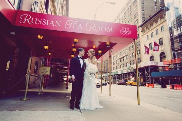 Tara and Jamie, The Russian Tea Room Wedding Video