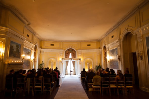 Sarah and David, Oheka Castle Wedding