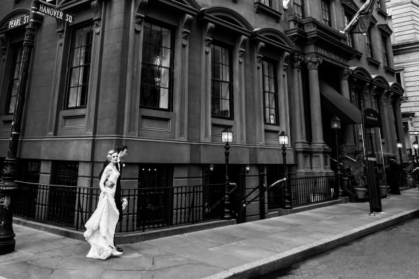 1920s New York Glamour Wedding Styled shoot at India House