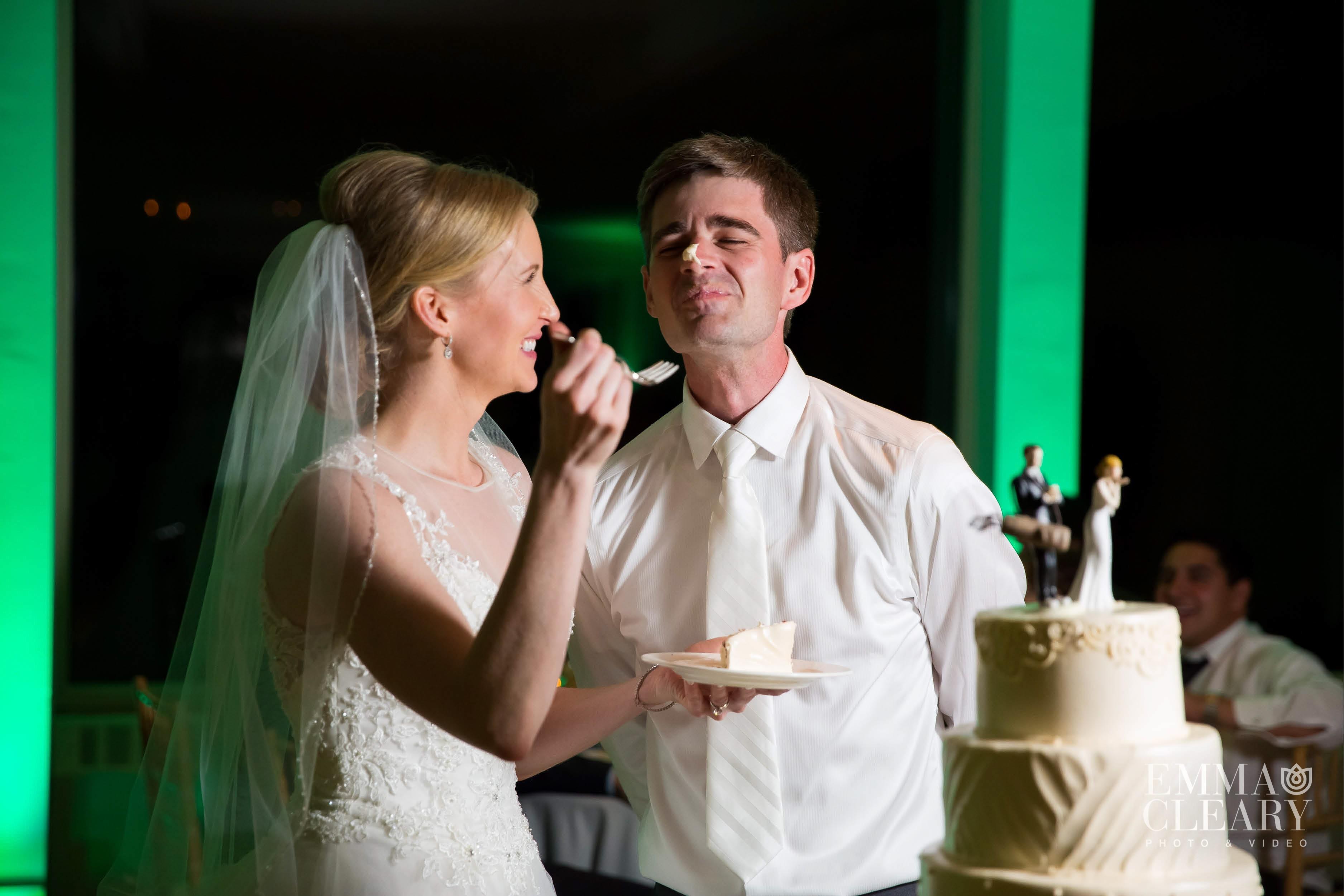 Gina garrison wedding