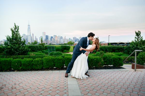 Kimmy and Chris, Liberty House New York Wedding