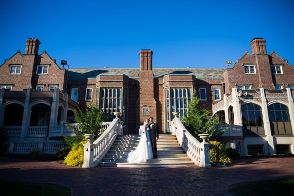 Kara and Rob, Nassau Country Club wedding
