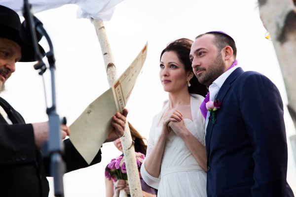 Maya and Jacob, Jewish Wedding, Waterside Restaurant New Jersey Wedding