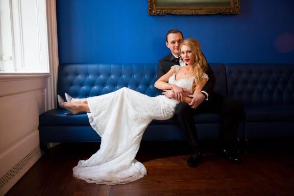 Cynthia and Daniel, India House Wedding