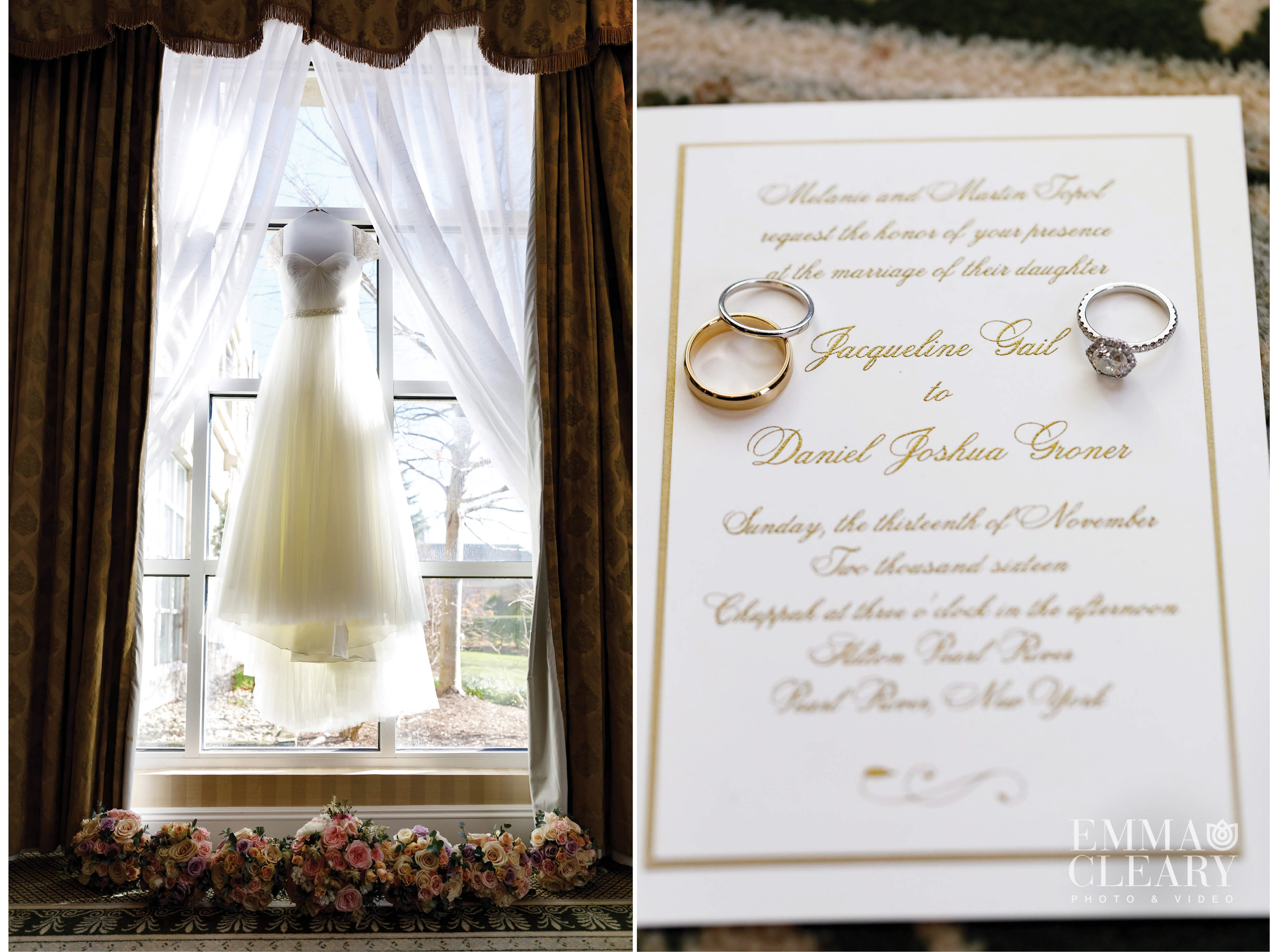 Emma_cleary_photography Hilton pearl river NY wedding