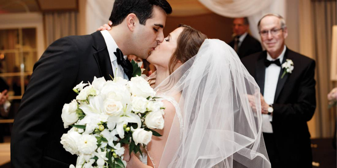 Jenna And Jonathan Jewish Wedding Hilton Short Hills Photography