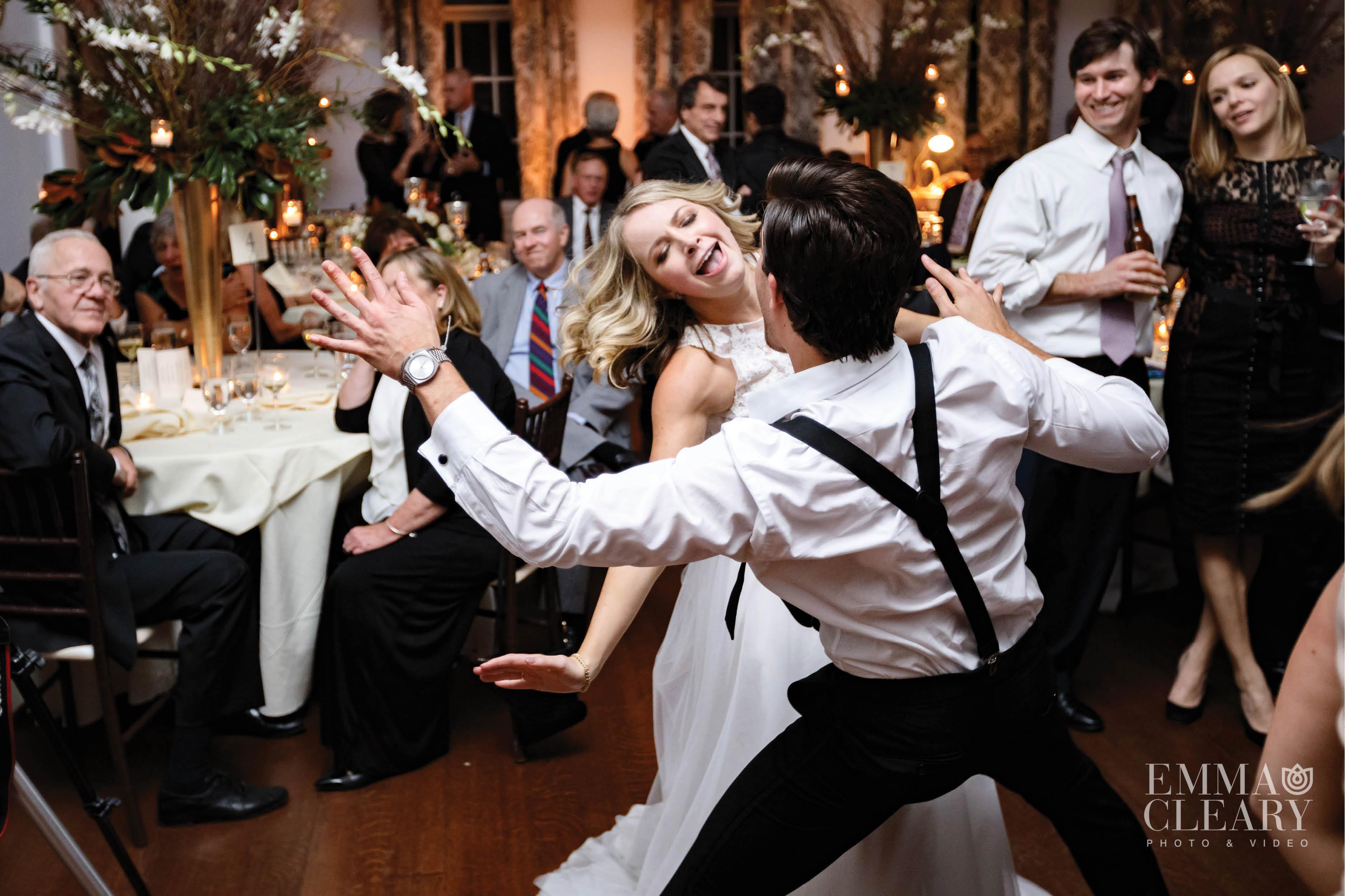 Jen and craig wedding