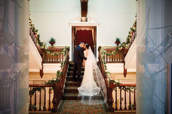 Andrea and Mike, India House, Masterpiece Caterers Wedding Photography