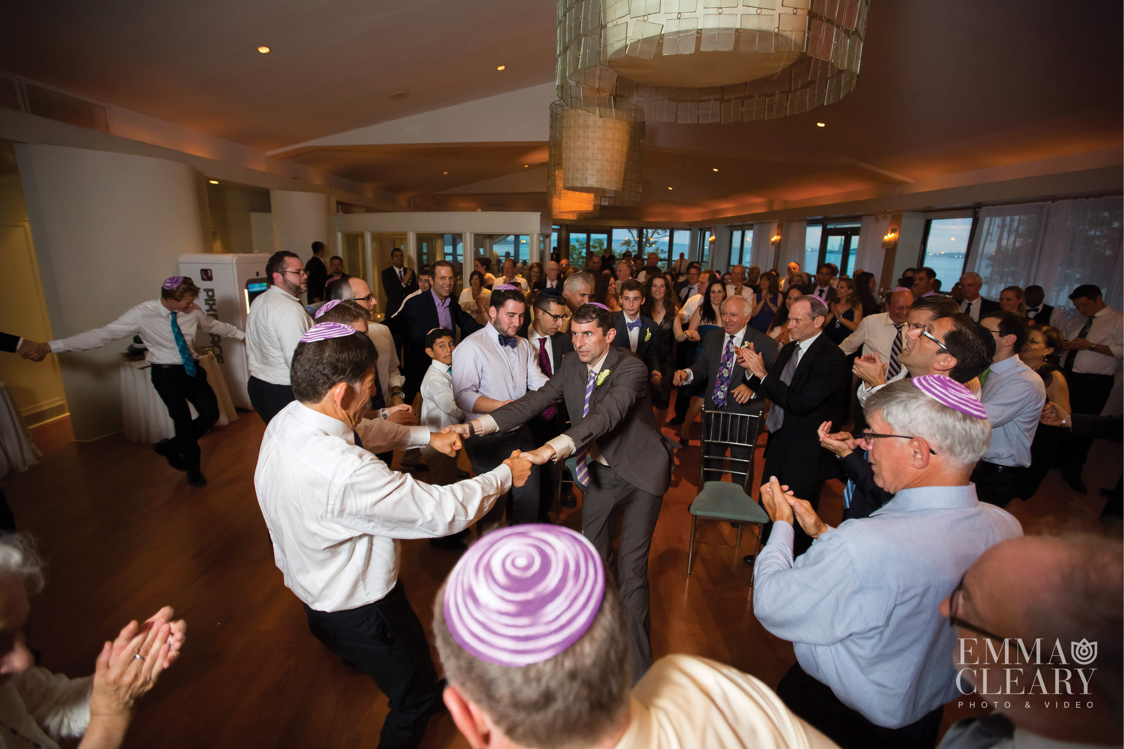 Orthodox Jewish Wedding Photography at Battery Gardens, New York