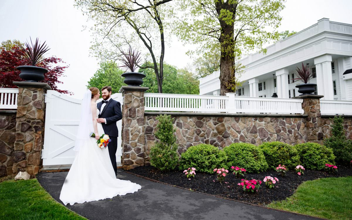Hannah and Axel, The Ryland Inn wedding photography