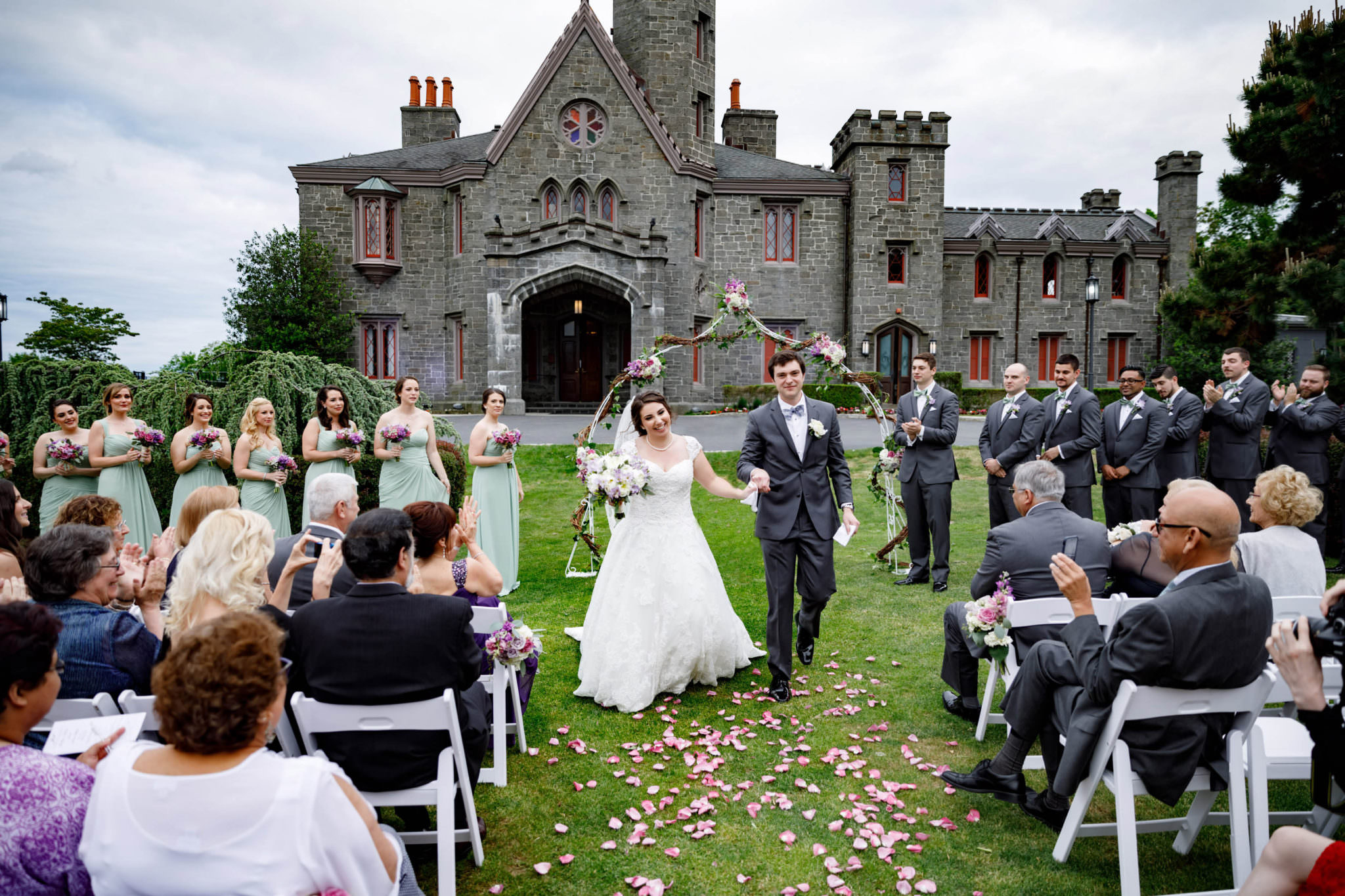 Cleary devault wedding
