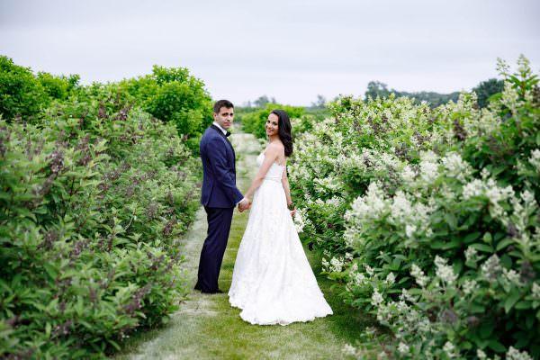 Carolyn and George, Salt Air Farm Wedding, Cutchogue, New York