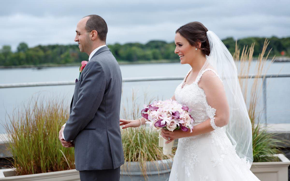 Lauren and Allen, Glen Island Harbor Club wedding videography, highlight reel