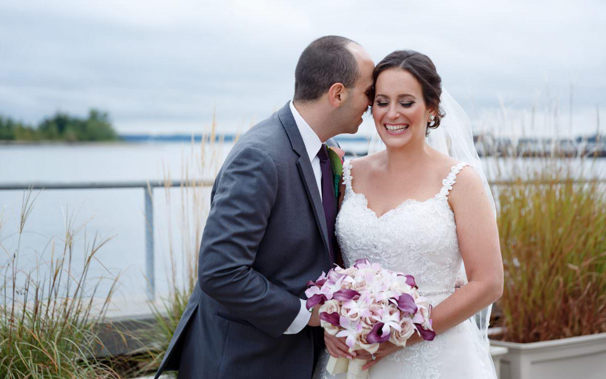 Lauren and Allen, Glen Island Harbor Club wedding videography, feature film