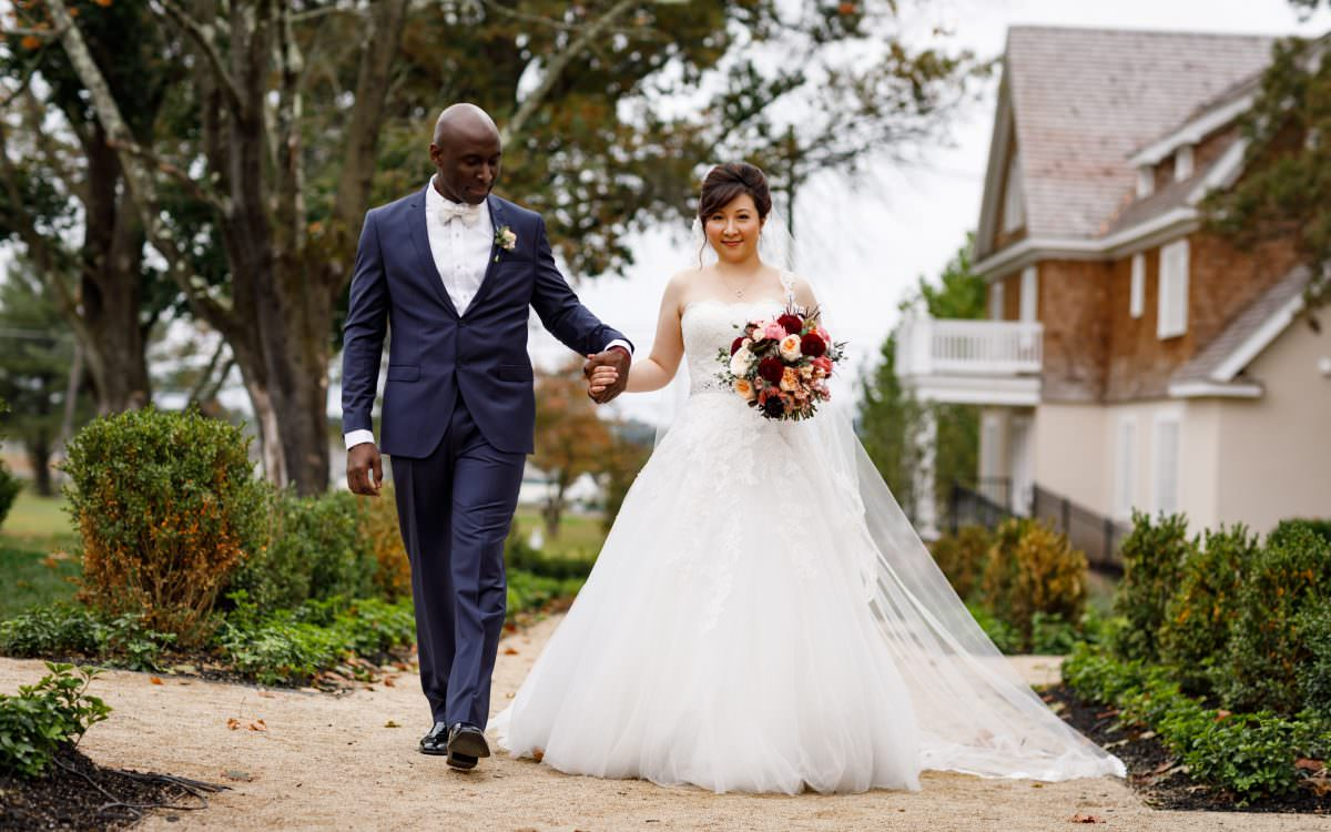 Grace and Oliver, The Ryland Inn Coach house wedding videography highlight reel