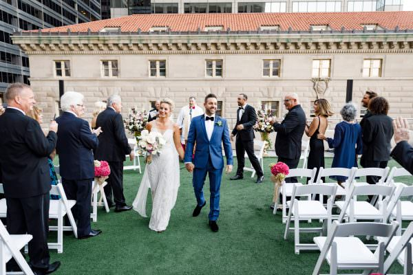 Kristina and Grayson, Dune Studios and Elevated Acre, New York City, Wedding Video Feature Film