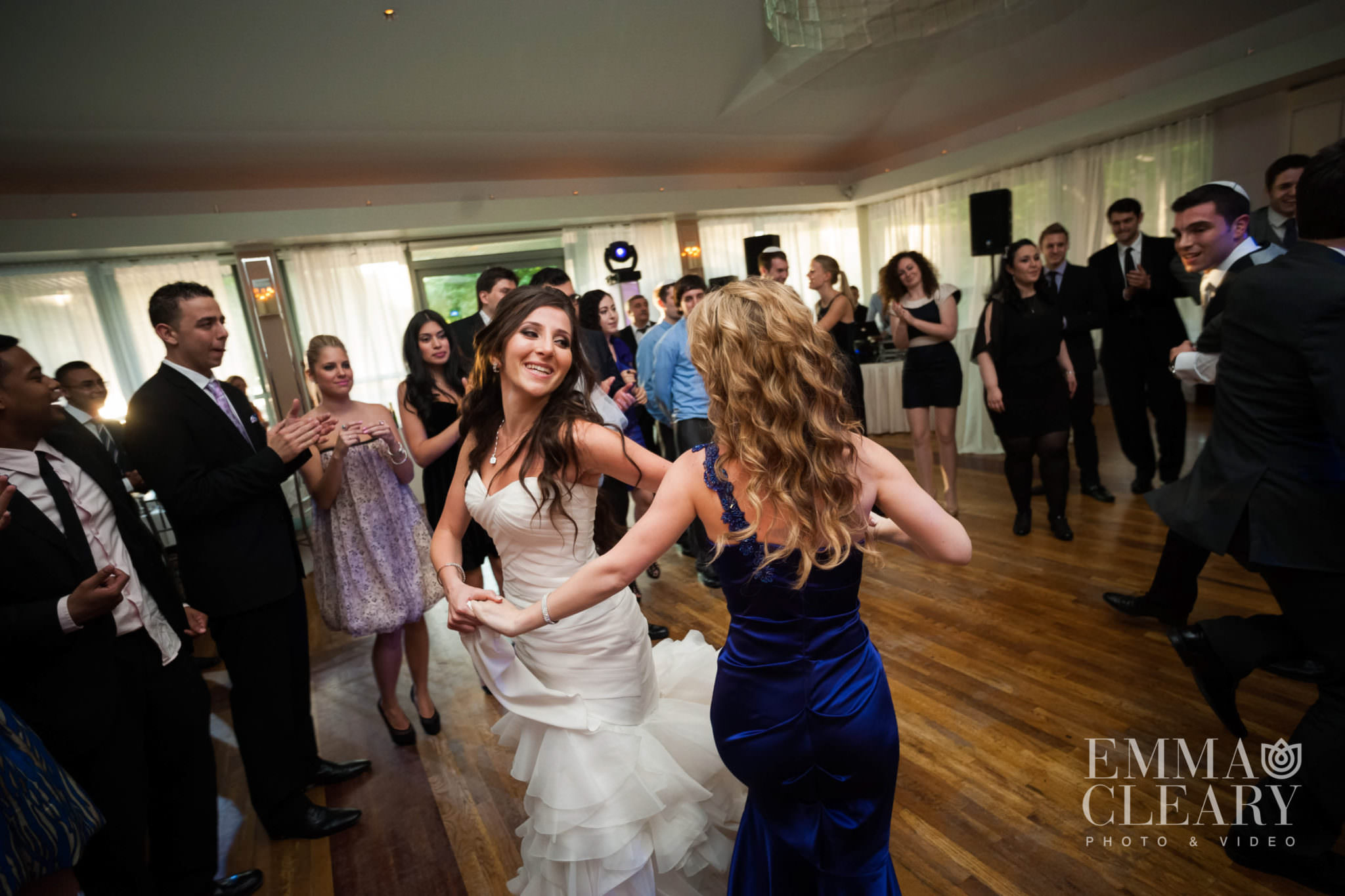 Battery Gardens Wedding Photography | Intimate and Romantic Jewish ...