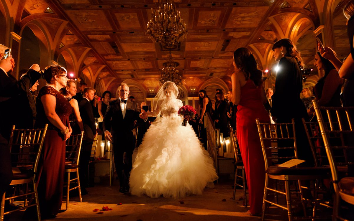 Kristal and Jp, The Plaza Hotel Wedding videography, feature film