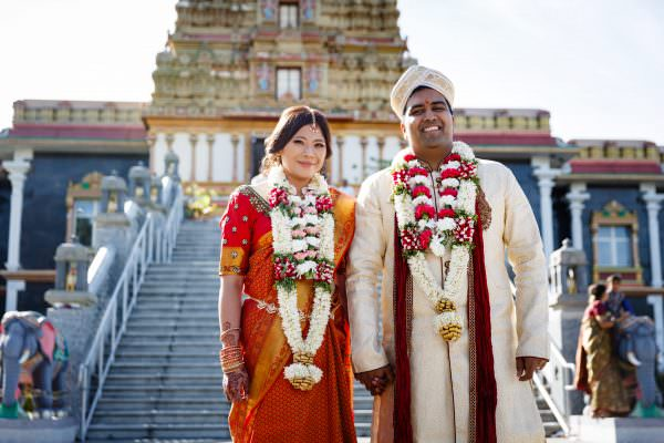 Sri Krishna Mandir Wedding Photography