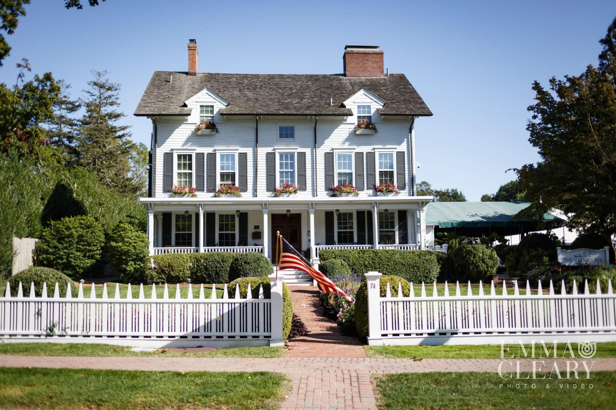 The Hedges Inn - East Hampton - Wedding Photography