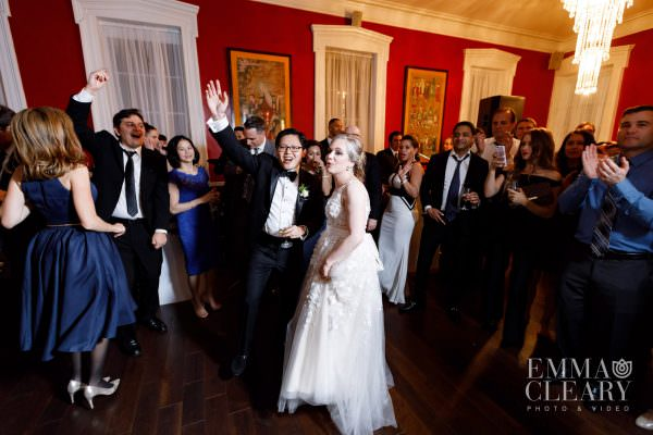Pam and Fred, India House Wedding Photography