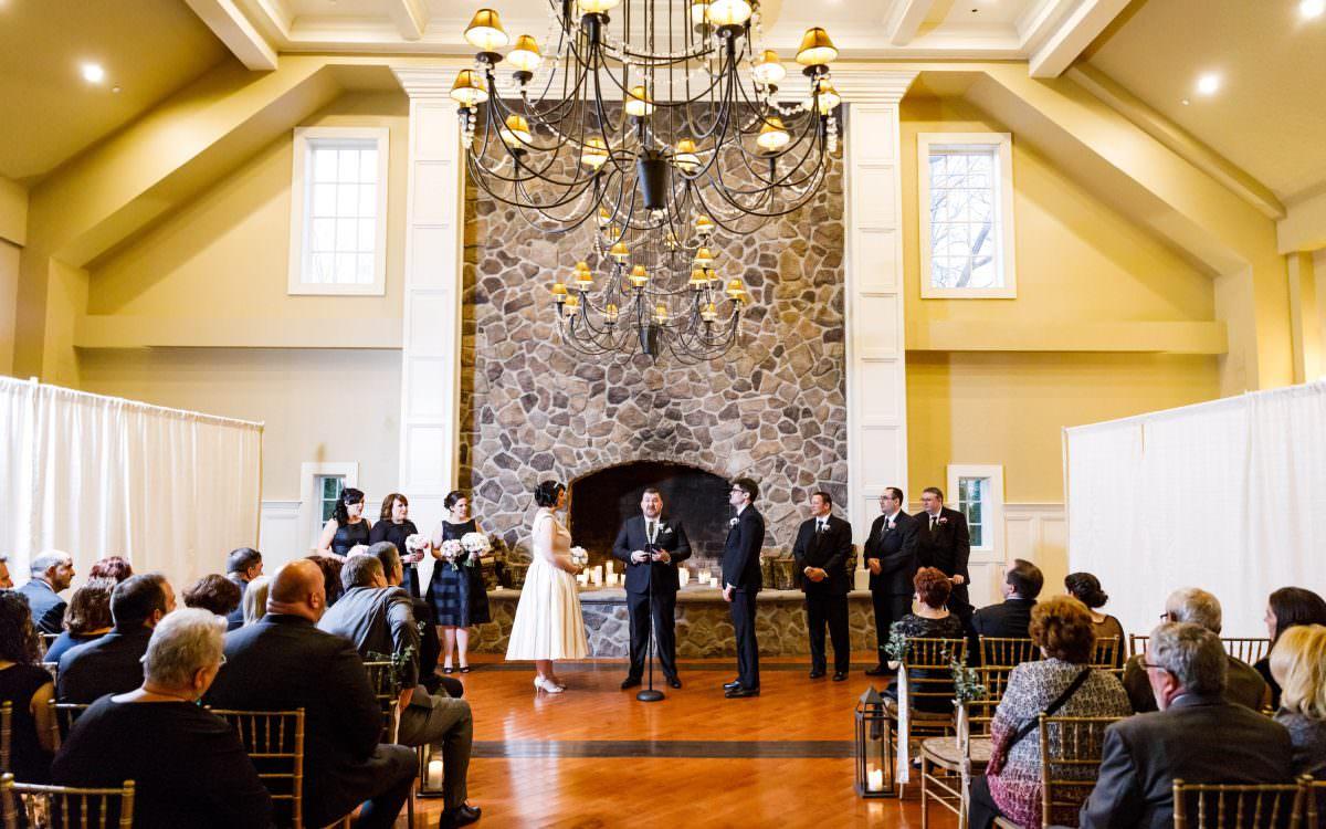 Anastasia and James, The Ryland Inn Wedding Photography