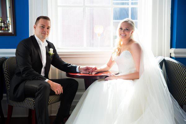 Sarah and Philipp, India House Wedding Photography