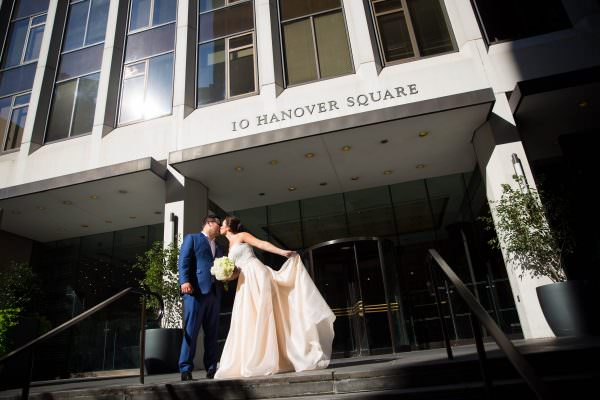 Maggie and Danny, India House Wedding Photography