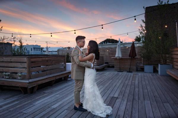 Bianca and Jon, Dobbin Street Wedding Photography