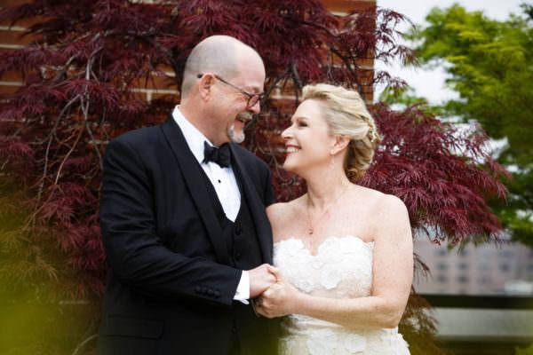 Ellen and Craig, Tribeca Rooftop Wedding Photography
