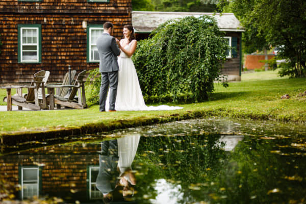 Kate and Dylan, Full Moon Resort Wedding Videography, Highlight Reel