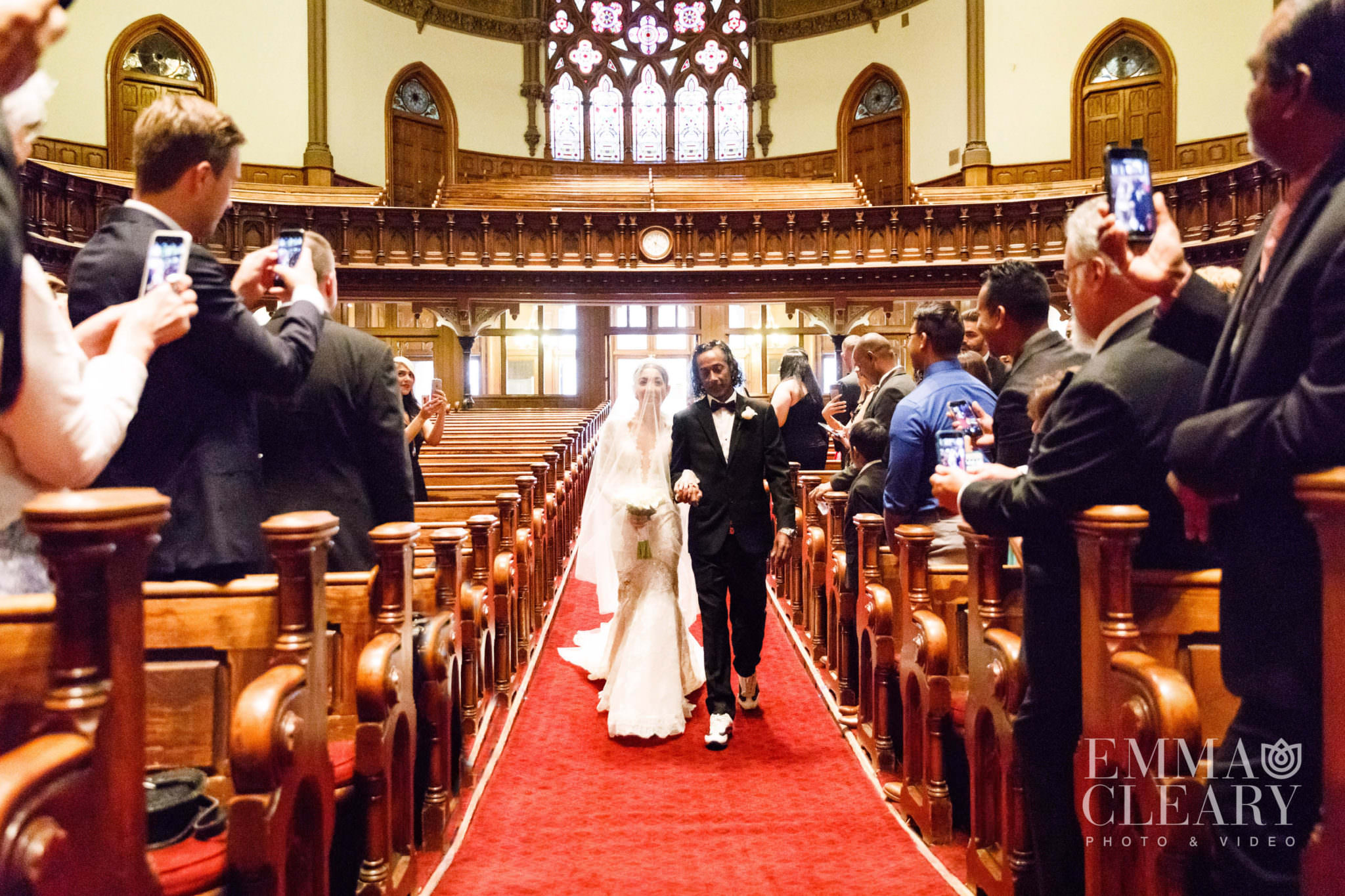 Loeb Boathouse Central Park Wedding