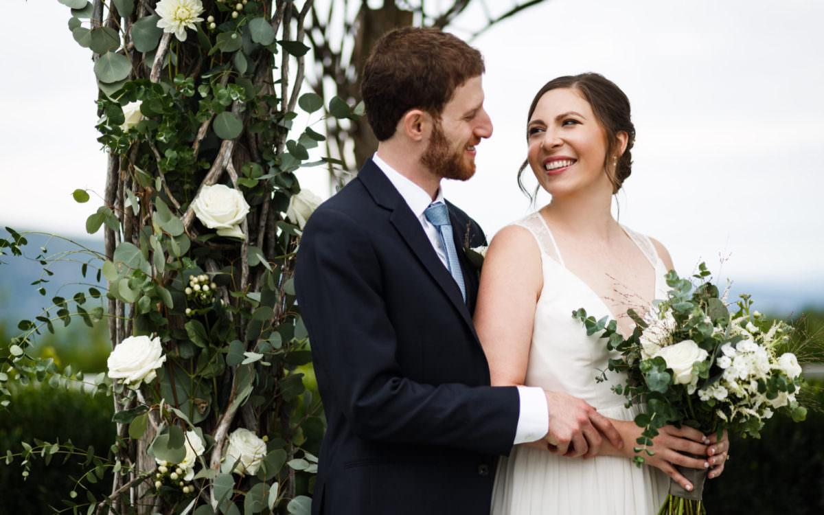 Grace and Matt, The Garrison Wedding Photography