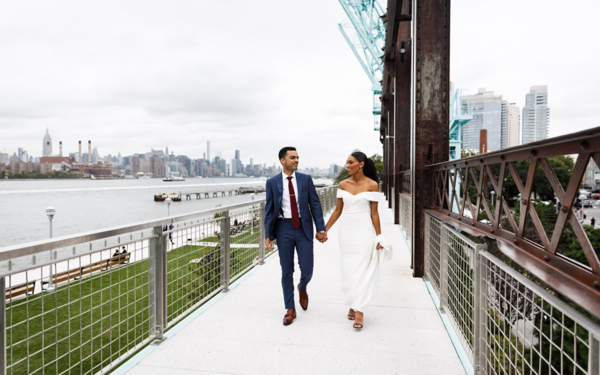 Ashley and Julian, My Moon, Brooklyn Wedding Videography, Highlight Reel