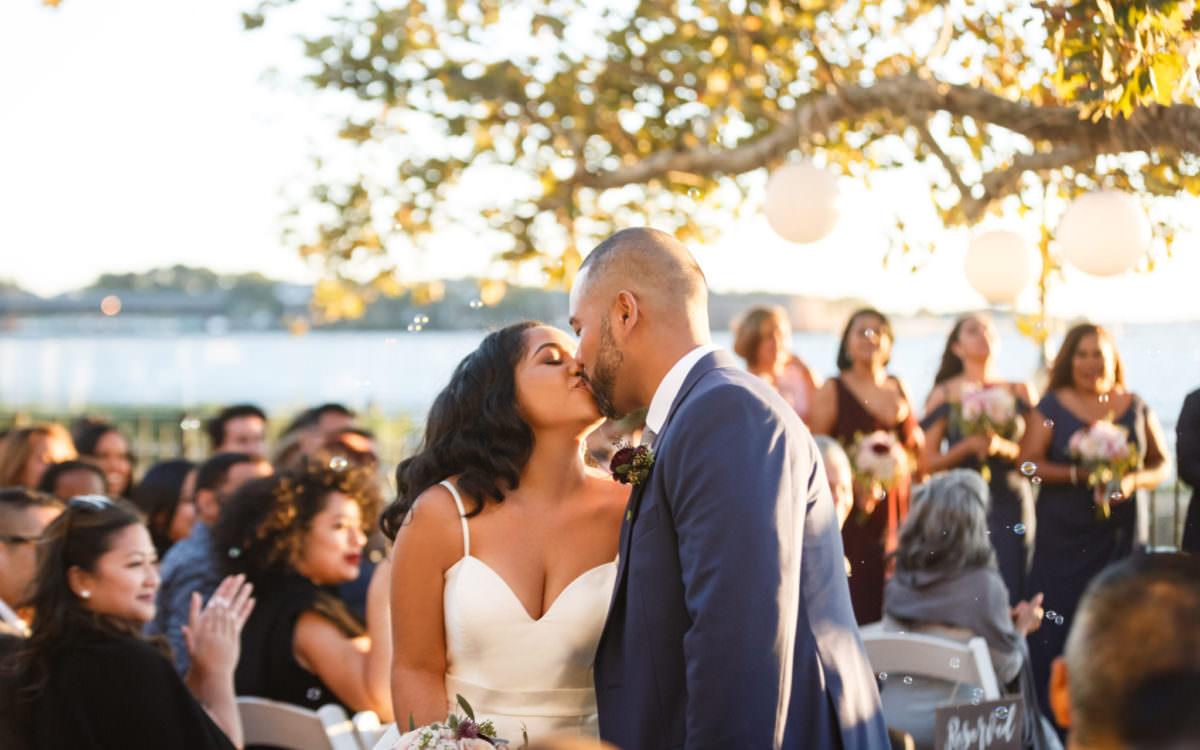 Jissette and Mike, Battery Gardens Wedding Video, Highlight Reel
